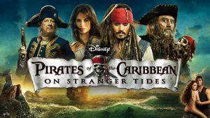 ภาพยนตร์ Pirates of the Caribbean: On Stranger Tides